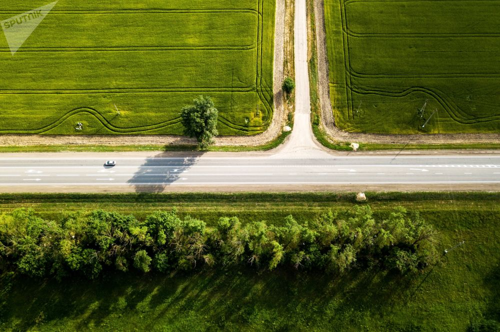 Silnice Krasnodar - Kerč: cesta z kontinentálního Ruska na Krym