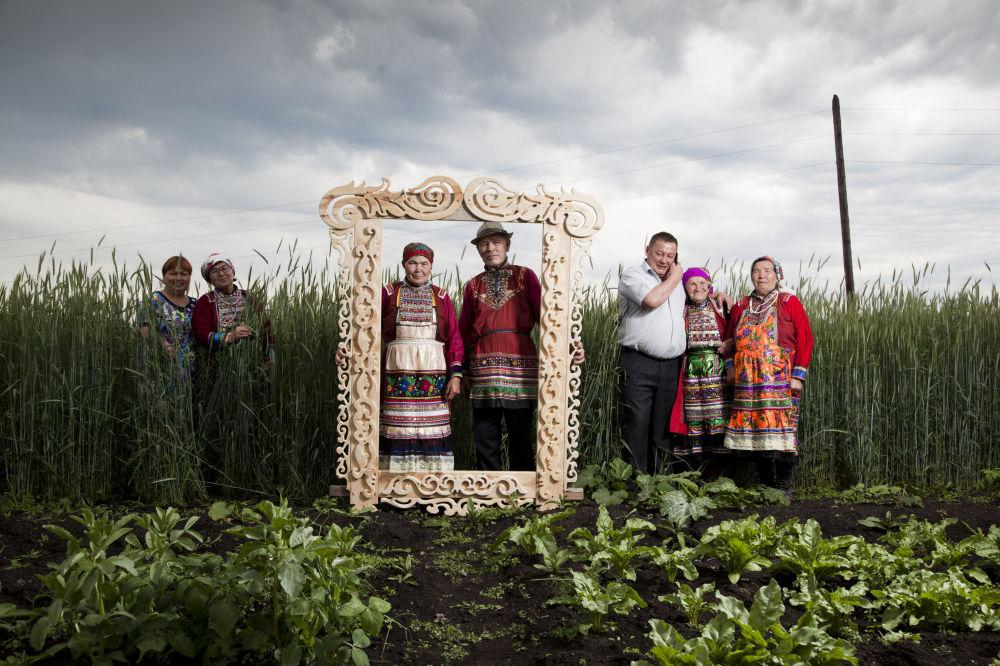 Nejpůsobivější fotografie finalistů soutěže Andreje Stěnina