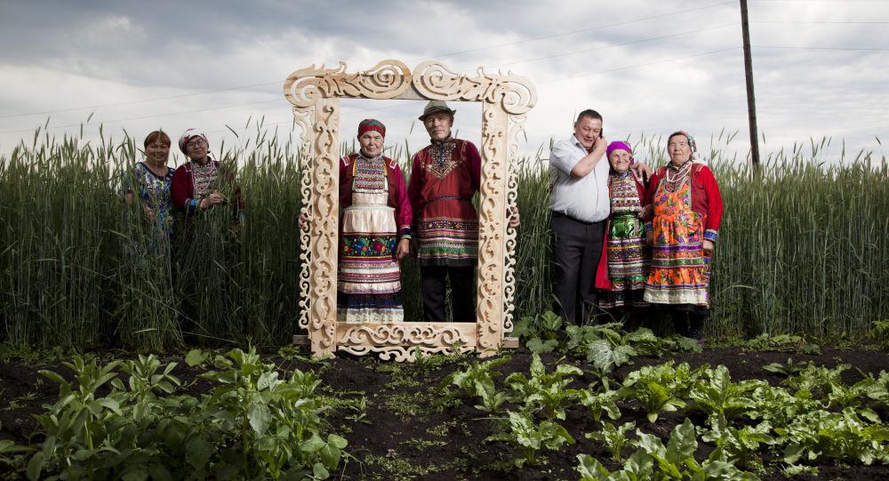 Foto Marijci z Uralu