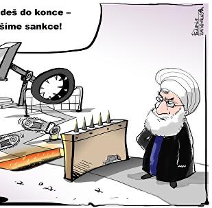 Faktor strachu: íránská verze