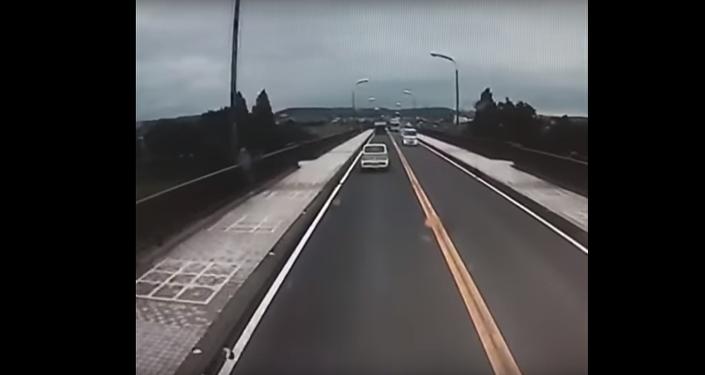 Nejšťastnější řidič se našel v Japonsku
