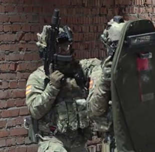 Kalašnikov předvedl Vitjaze v akci (VIDEO)