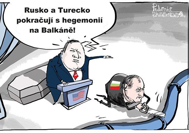 Otroctví na Balkáně