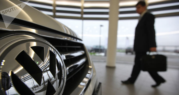 Automobil zn. Volkswagen