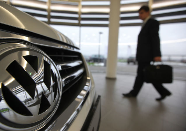 Automobil Volkswagen