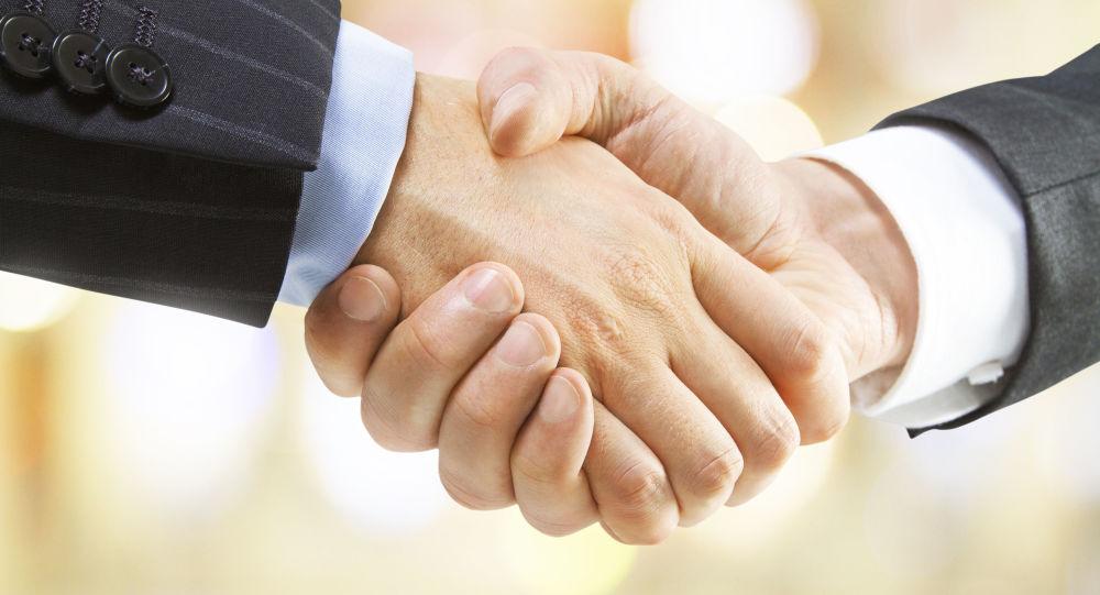 Stisknutí rukou