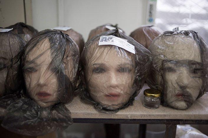 Závod na výrobu sexuálních panen v Číně