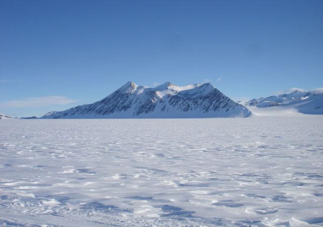 Antarktická příroda