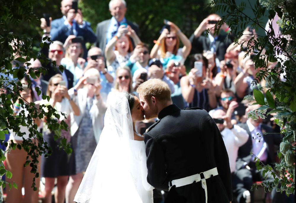 Tento týden v obrázcích: okouzlující příroda, královská svatba a politická setkání