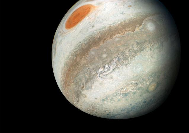 Snímek Jupiteru