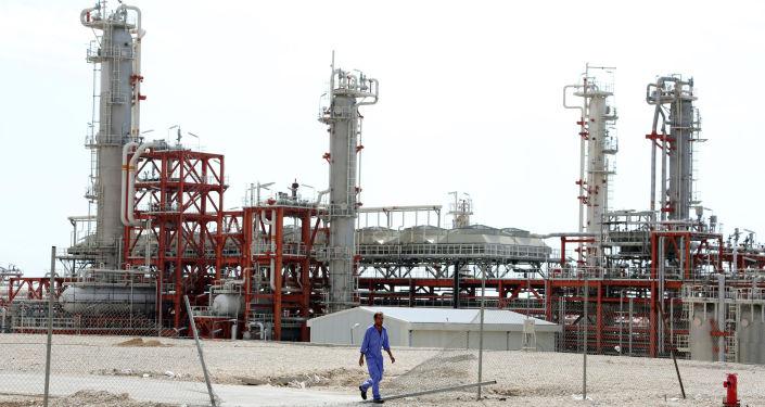 Obří plynové naleziště Jižní Párs
