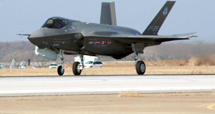 F-35. Ilustrační foto