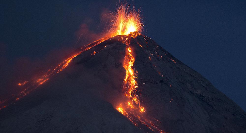 Sopka de Fuego