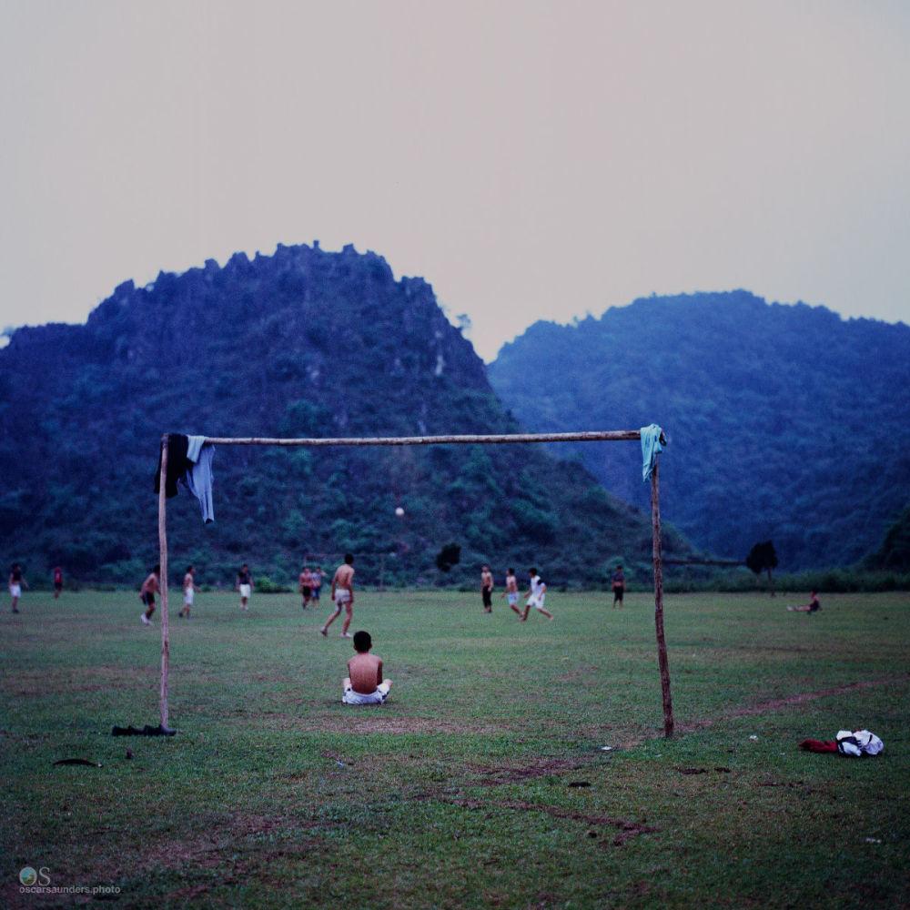 V průběhu hry ve Vietnamu