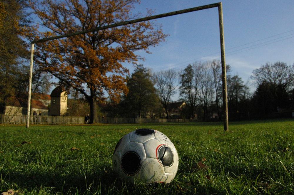 Fotbalová branka v České republice