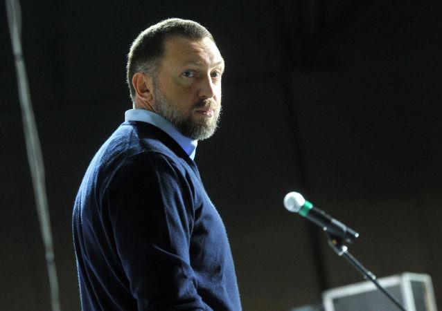 Podnikatel Oleg Děripaska