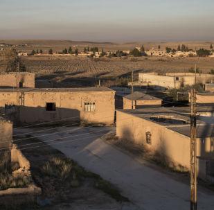 Provincie Hasaka v Sýrii. Ilustrační foto