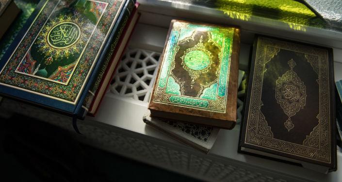 Náboženská literatura muslimů
