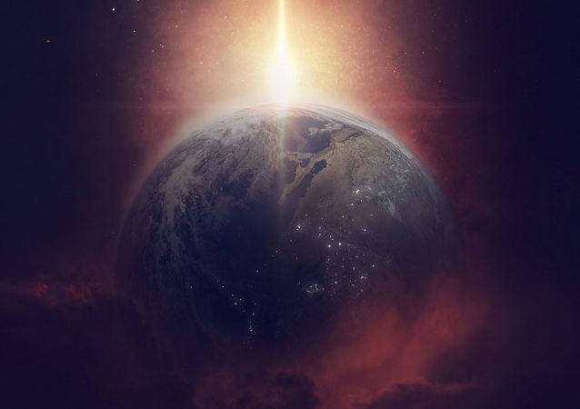 Umělecké ztvárnění Země