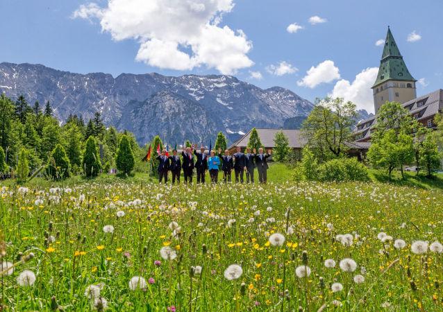 Summit G7 v Bavorsku