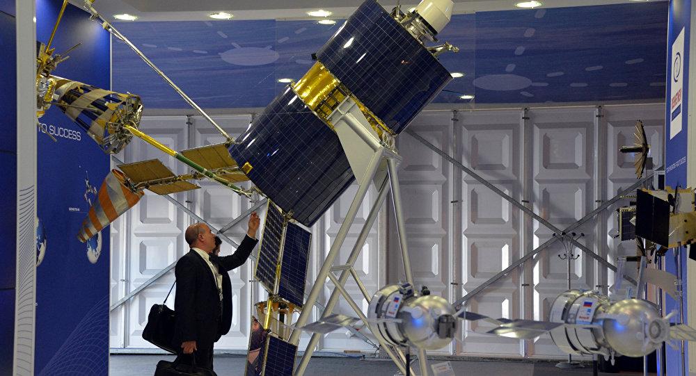 Ruský kosmický aparát Gonets-M