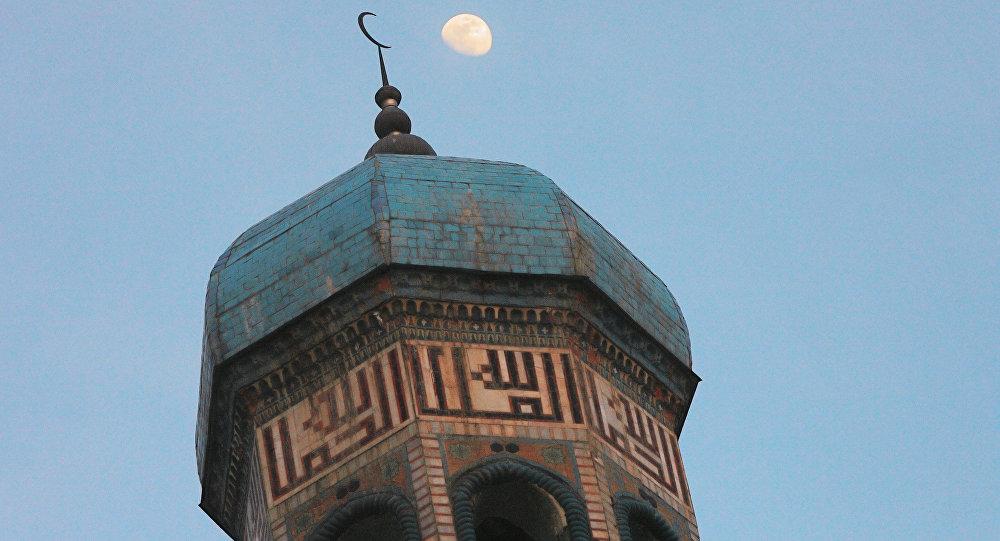 Mešita. Ilustrační foto