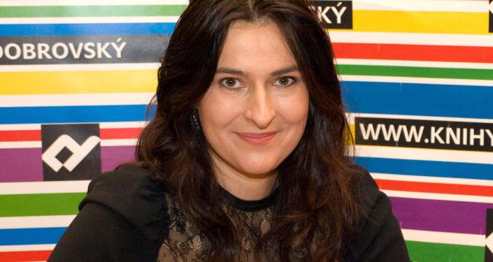 Česká ekonomka Markéta Šichtařová