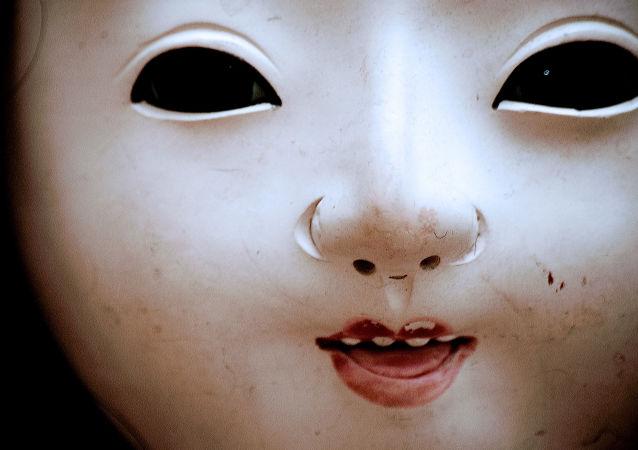 Japonská panenka