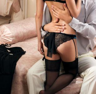 Sexuální hrátky. Ilustrační foto