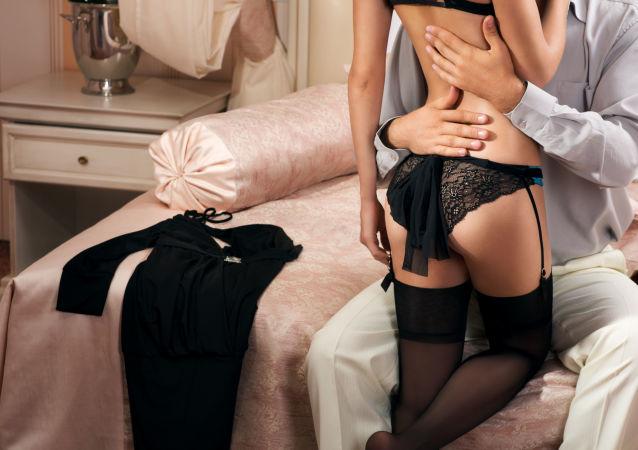 erotická scéna