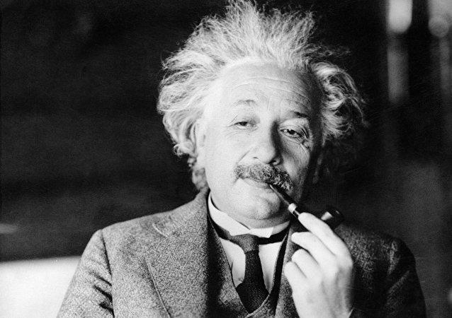 Dr. Albert Einstein