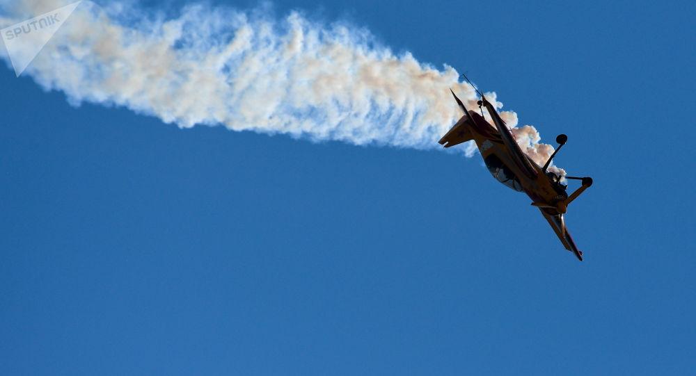 Letadlo Jak-52. Ilustrační foto