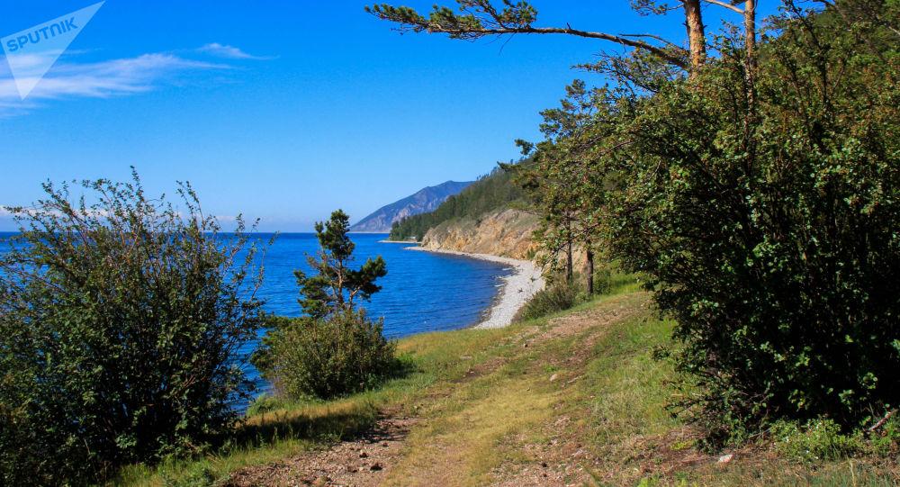 Jezero Bajkal, Východní Sibiř