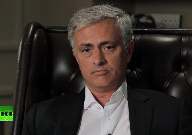José Mourinho okometnoval nadcházející zápas mezi Německem a Mexikem