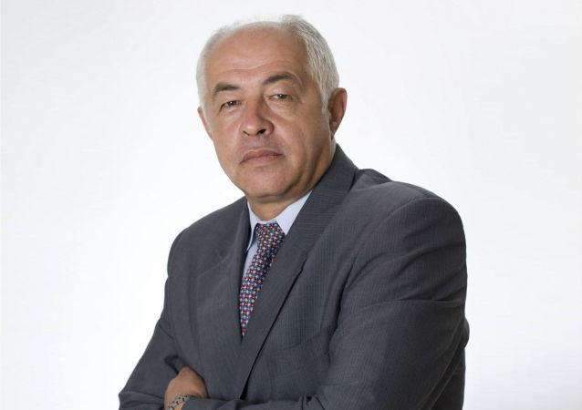 Předseda představenstva Komory SNS František Masopust