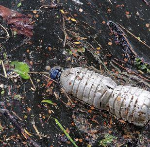 Odpad ve vodě