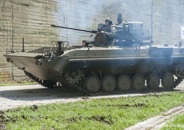 BVP-M slovenské armády