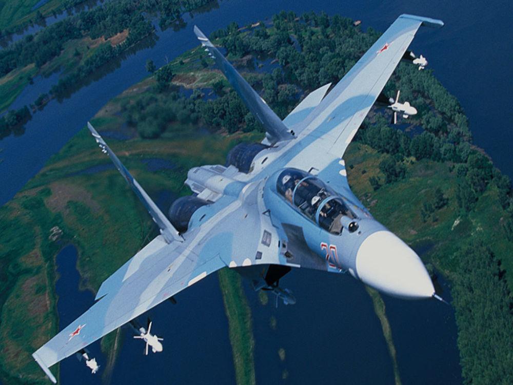 Letadla konstruktérského byra Suchoj