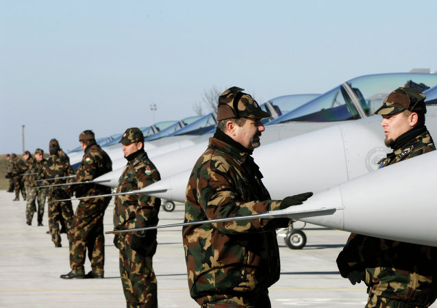 Maďarská letecká základna Kecskemet