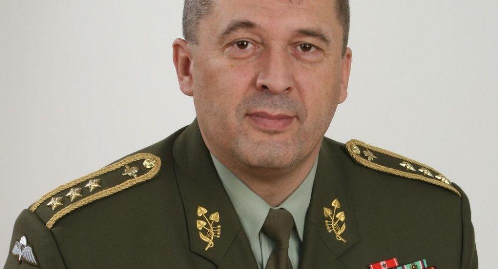 Náčelník generálního štábu Aleš Opata