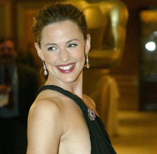 Herečka Jennifer Garner