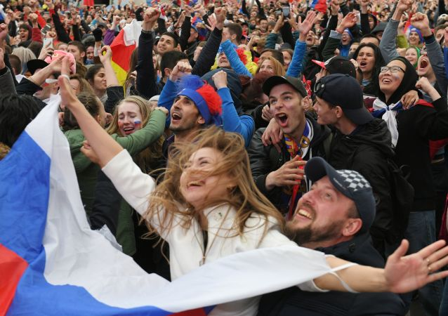 Rusko zvítězilo nad Španělskem a postoupilo do čtvrtfinále MS 2018