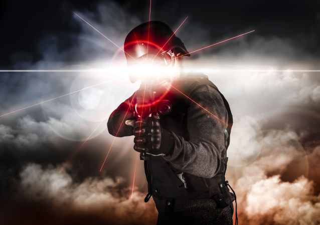 Číňané vynalezli laserový automat AK-47