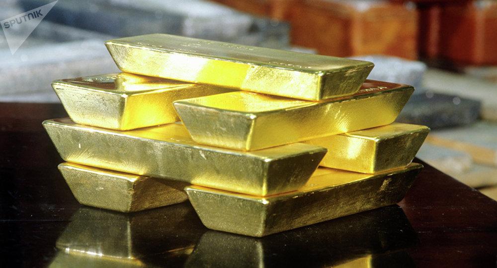 Zlaté ingoty