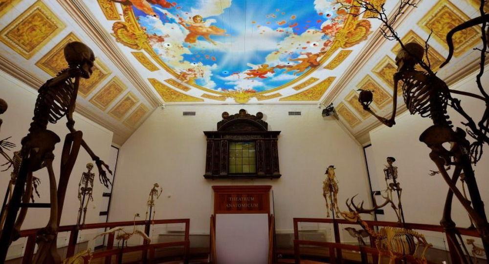 Národní muzeum dějin vědy a lékařství Hermana Boerhaave