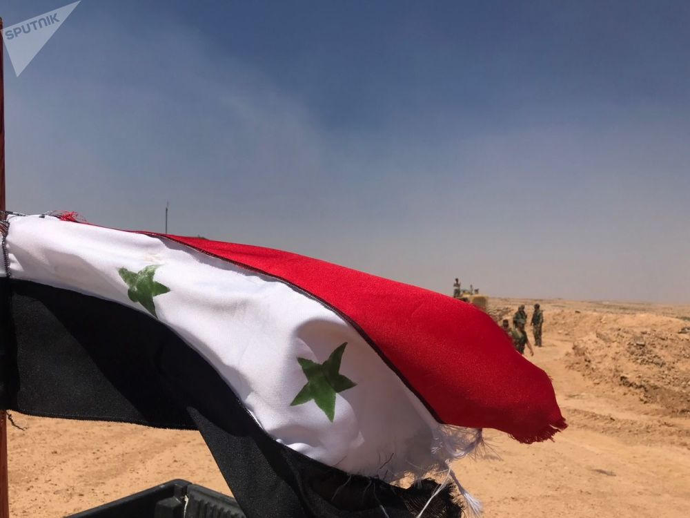 Syrské jednotky se dostaly na hranici s Jordánem v provincii Dar'á