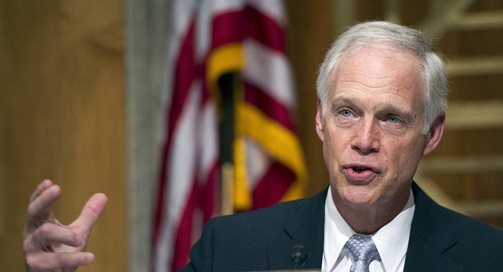 Americký senátor Ron Johnson
