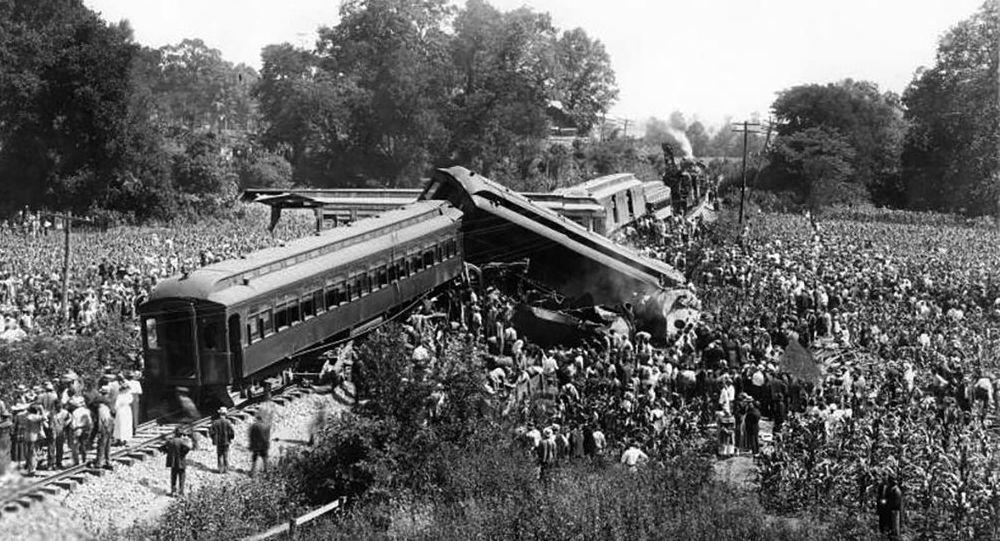 Katastrofa v Nashville, 1918