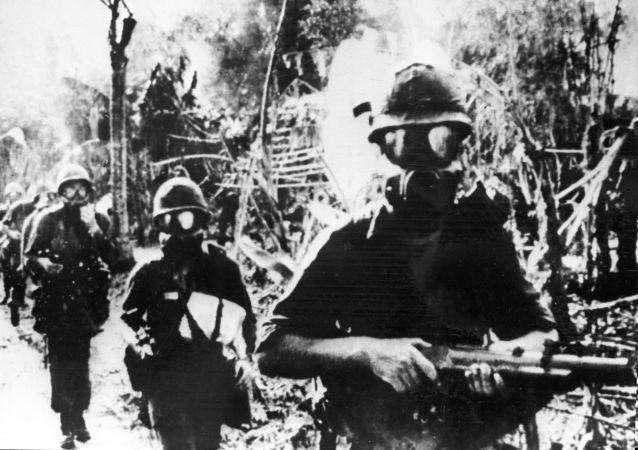 Američané v Jižním Vietnamu