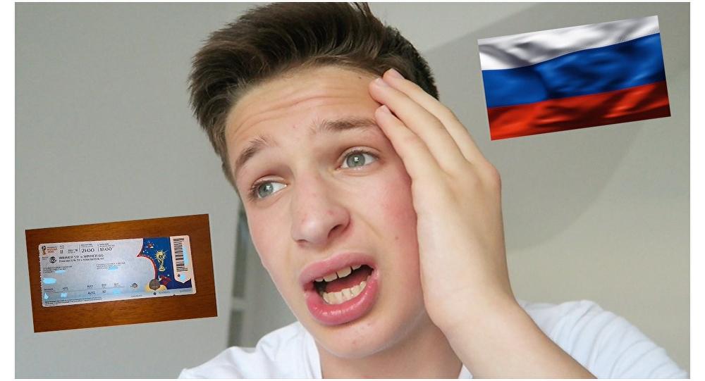 Angličtí fanoušci natočili video odhalující mýty o Rusku. Následovalo nečekané pokračování